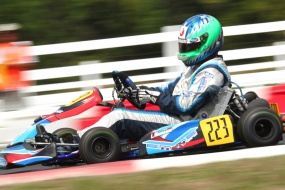 Vemme Kart Ends 2012 Florida Winter Tour with Win